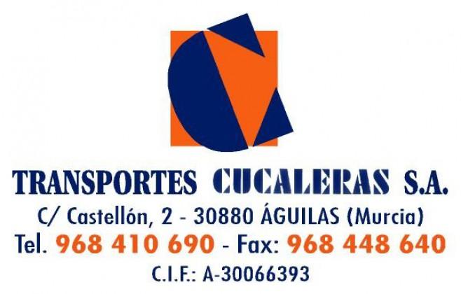 Logo Transportes Cucaleras, S.A.
