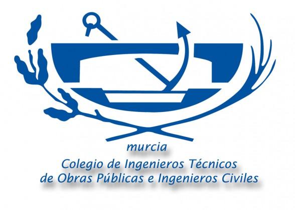 Logo Colegio de Ingenieros Técnicos de Obras Públicas Murcia