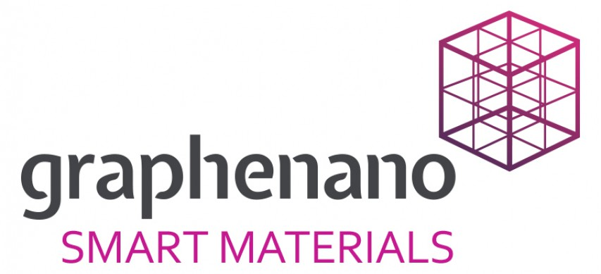 Logo Graphenano Smart Materials, S.A.