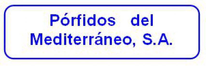 Logo Porfidos del Mediterraneo S.A.