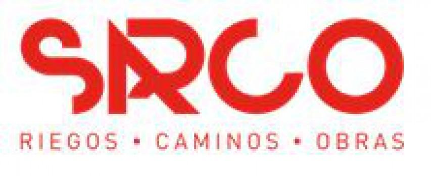 Logo SARCO, Sociedad Anónima de Riegos, Caminos y Obras