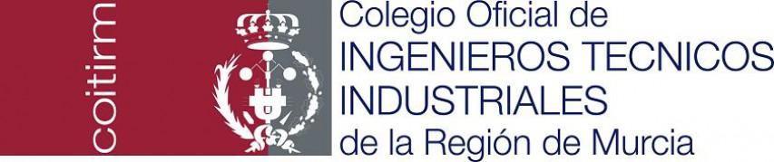 Logo Colegio Oficial de Ingenieros Técnicos Industriales de Región de Murcia