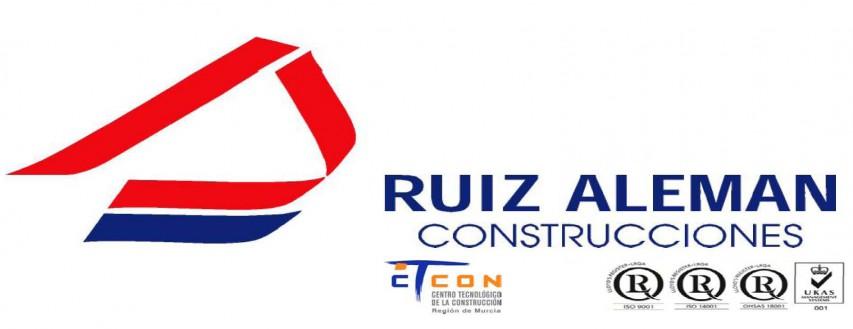 Logo Construcciones Ruiz Aleman S.A.