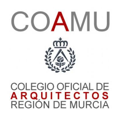 Logo Colegio Oficial de Arquitectos Región de Murcia