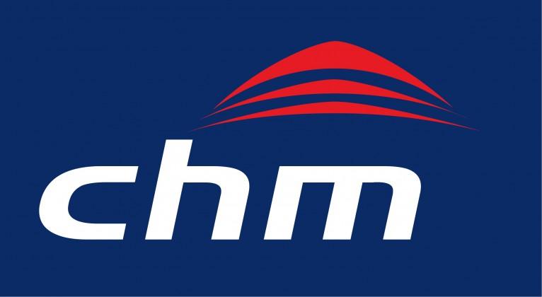 Logo CHM obras e infraestructuras S.A.
