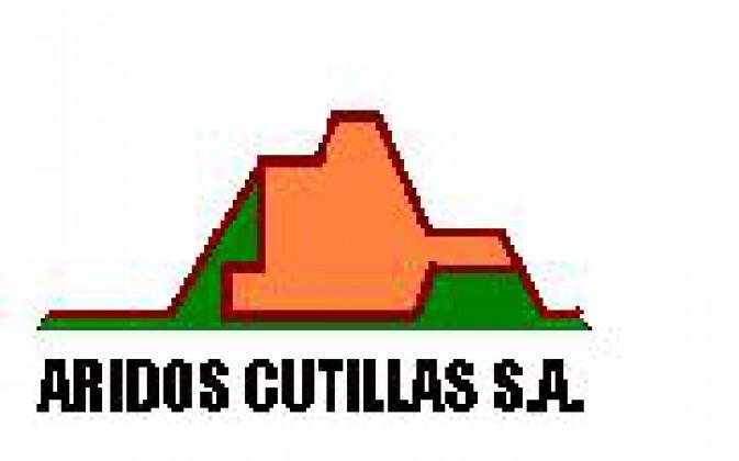 Logo Aridos Cutillas S.A.