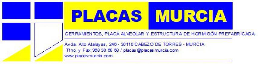 Logo Placas Murcia S.A.