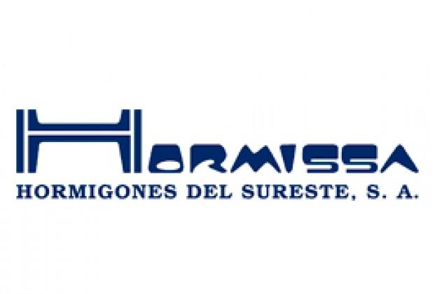 Logo HORMISSA- Hormigones del Sureste SA